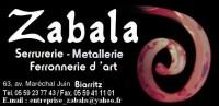 zabala edouard serrurerie metallerie logo